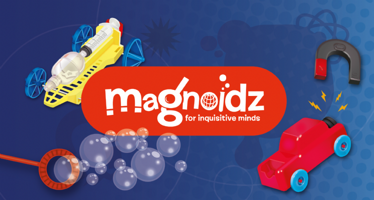 Magnoidz™ Science Kits Toys